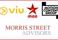 Viu, Star Maa, Morris Street Advisors and Motion Content ..