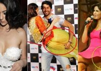 Wardrobe Malfunctions In Bollywood 2017 Worst Wardrobe ..
