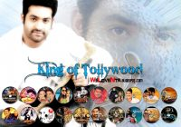 WE LOVE NTR: KING of Tollywood…(jr ntr wallpapers)