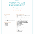 Wedding Day Packing List-01 – indian bridal packing list
