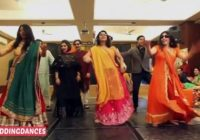 Wedding Performance On Bollywood Song (Lungi Dance ..