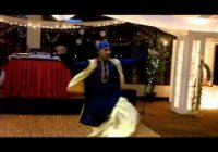 WEDDING RECEPTION BHANGRA AND BOLLYWOOD STYLE / JAI HO ..