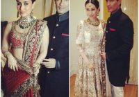 Wedding Style Tips We Can Take From Kapoor Sisters ..