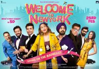 Welcome to Newyork movie poster – Bollywood latest photos news – bollywood new movie comedy
