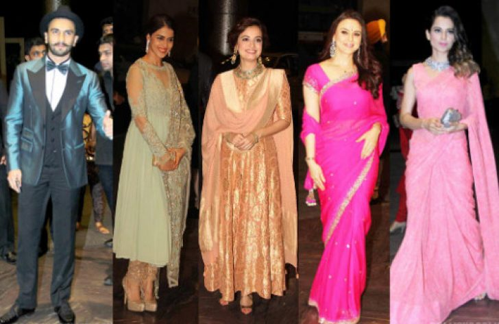 Permalink to Bollywood Wedding Guest Outfits