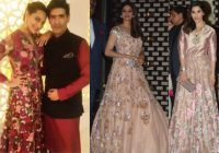 What They Wore: A Look at Bollywood Wedding Guest Outfits ..