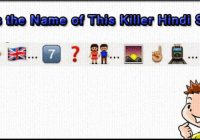 Whatsapp puzzles:Guess the Name of This Killer Hindi Song ..