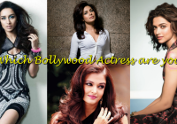 Which Bollywood Actress Are You? Take This Quiz To Know More – which tollywood actress are you quiz