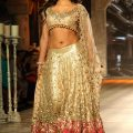 white indian wedding dress | Indian Weddings: Trousseau by ..