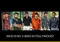 Who Is No 1 Hero In Tollywood? – tollywood no 1 hero
