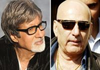 Will Big B play Feroz Khan's role in Welcome Back ..
