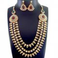 X 1 INDIAN Bridal Jewelry Bollywood New Necklace Ethnic ..